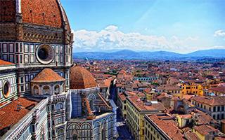 """去佛罗伦萨 遇见""""前世""""的记忆"""