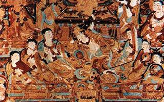 潘天寿:佛教与中国绘画的关系