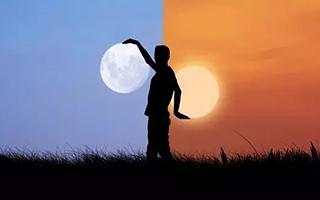 我的好朋友 月亮