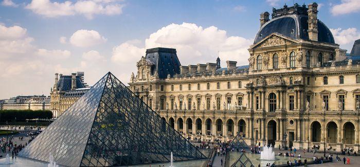 卢浮宫里的秋展