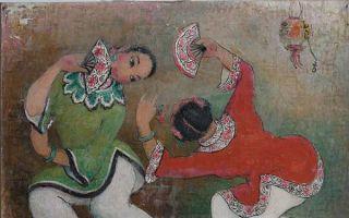 斗争还是觉醒!看中国留法艺术家百年之变