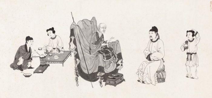 谢稚柳 张大千书画展现身嘉德香港五周年庆典