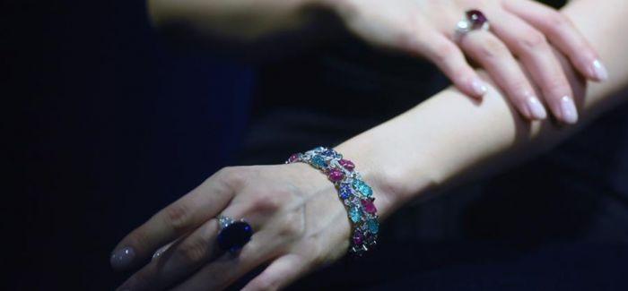 总估值5.4亿元!香港苏富比推出珠宝首饰拍品