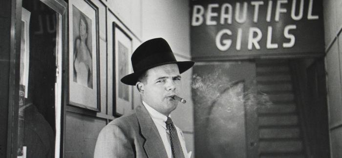 Louis Faurer:美国街头的影像诗人