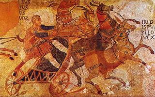马的经典 pose 在艺术史上长盛不衰