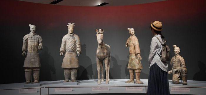 秦汉文物亮相国博 展现中国辉煌发展