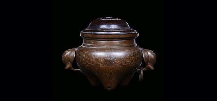 中国历代 那些脑洞齐开的香炉