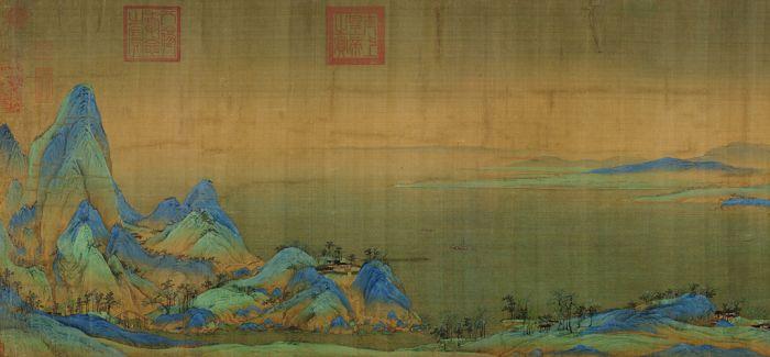 《千里江山图》:中国山水画的一场意外