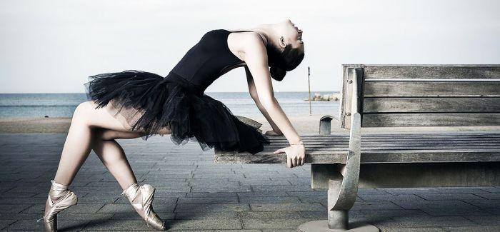 芭蕾舞者:用优雅定义一座城