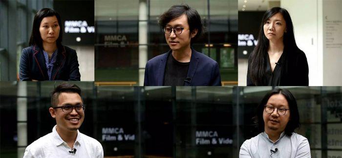 """当5位中国青年策展人""""流动""""到韩国 他们在想啥?"""