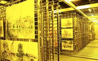 """全球最大艺术品保税仓库蕴藏着诸多""""黑科技"""""""