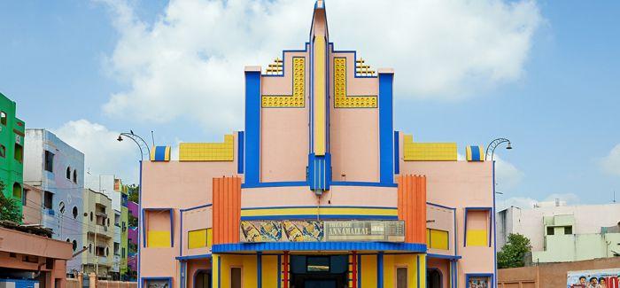 在印度 邂逅童话般的电影院
