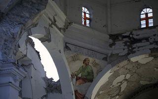 地震损毁文物!墨西哥考古专家:希望中国参与修复