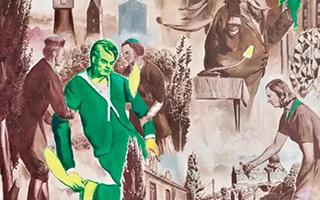格哈德·里希特 乔纳斯·伍德领拍苏富比西方当代艺术