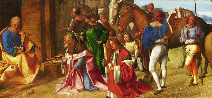 乔尔乔内:威尼斯画派的执牛耳者
