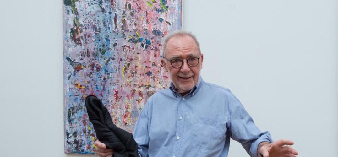 格哈特·里希特要向明斯特捐赠艺术作品