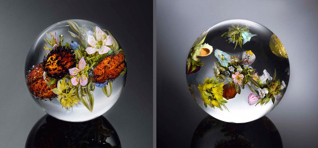玻璃球中的世界