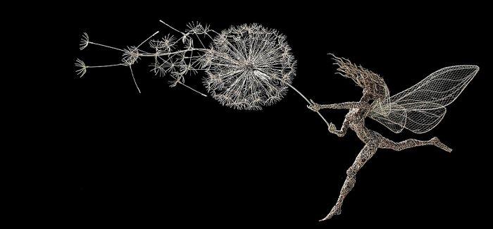 钢丝韵律:坚韧与柔美间的平衡