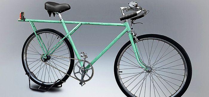 """""""理想""""自行车:你怎么画 我就怎么造"""