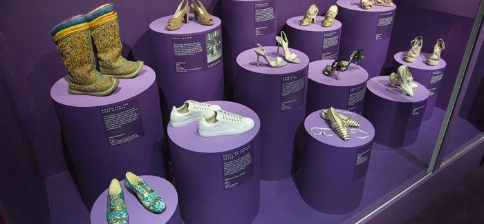 兴业太古汇将举办《鞋履:乐与苦展览》亚洲首展