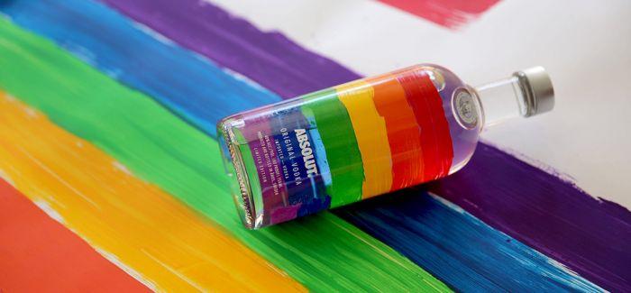 喝的不是酒 是彩虹