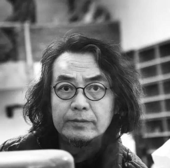 隋建国 中央美术学院雕塑系教授,当代著名艺术家