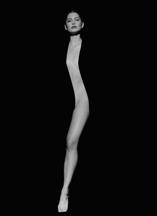 Tono Stano 《感觉》110x90cm 摄影 1995 (捷克)