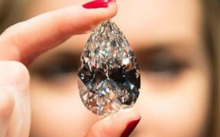 世界最大无暇钻石将在日内瓦公开拍卖
