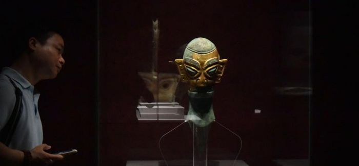 三星堆金沙遗址出土文物展 揭开神秘古蜀面纱