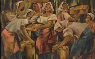 现当代东南亚艺术拍卖总成交额1亿1700万港元