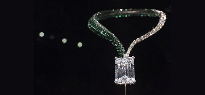 """重达163克拉的""""世界最美钻石""""将于11月拍卖"""