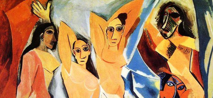 毕加索 在巴黎活出波西米亚范儿