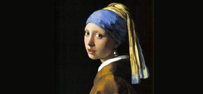 """那位""""戴珍珠耳环的少女"""" 穿行于光影之中"""