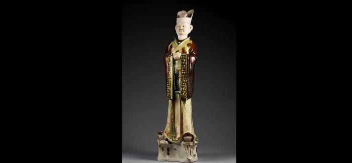 关于大英博物馆藏唐三彩俑的二三事