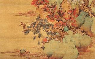湖上有奇峰——蓝瑛作品及师承影响特展