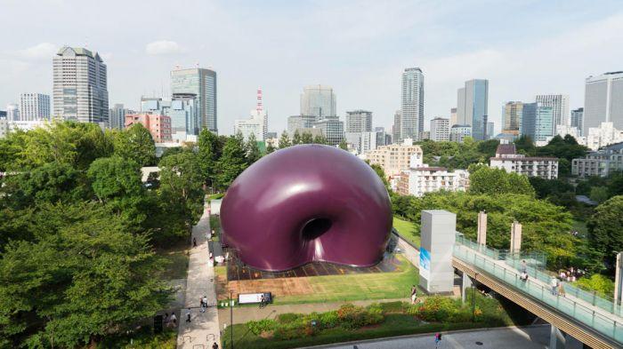 """展现""""新方舟""""成长全过程该项目诞生于2011年东日本大地震与海啸之后"""