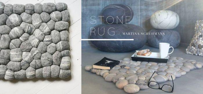 治愈系的石头地毯