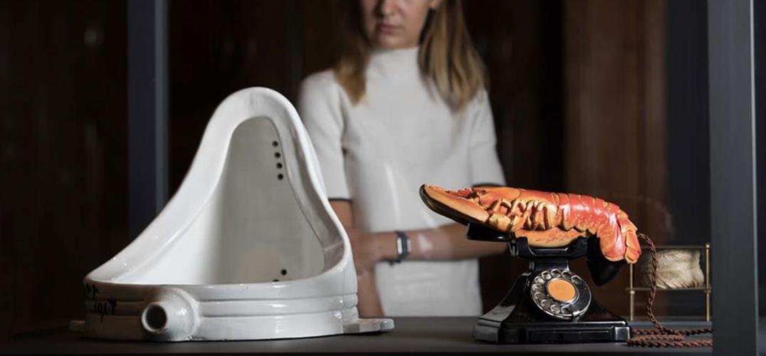 龙虾电话和小便池将如何对话?