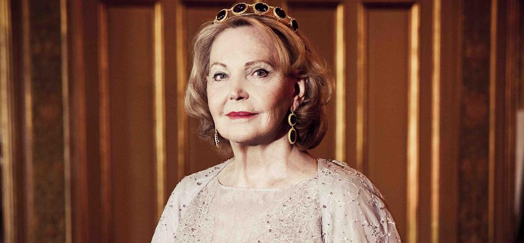 瑞典最有名的老太太办了场时尚展!