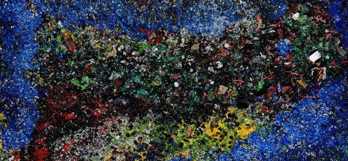 许伯夷先生的艺术作品展在意大利举行并获大奖