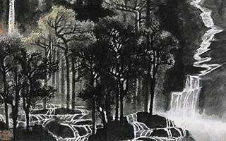 李可染《千岩竞秀万壑争流》是否还有巨大的升值空间