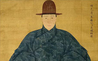 中国明清肖像画展在柏林波茨坦文化广场油画画廊开幕