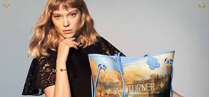 Louis Vuitton推出新一季大师系列