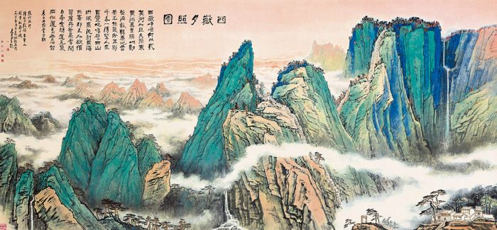 清华举办张仃百年诞辰纪念展 缅怀大师