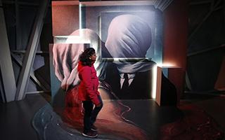 比利时纪念超现实主义画家马格里特