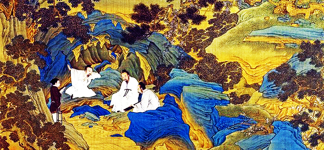解读 《千里江山图卷》