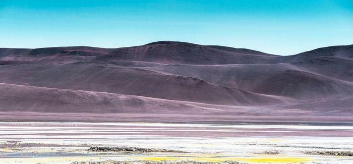 沙漠与海洋并存的神奇之地