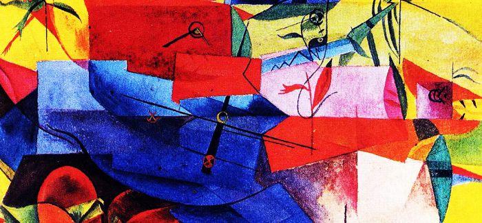 跟着MoMA 探索恩特斯绘画之外的艺术人生