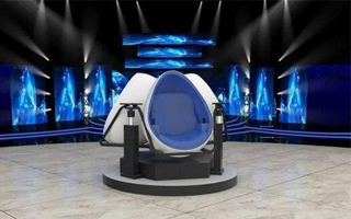 陨石科技馆   炫酷VR,惊险过山车,星球大战等你来玩!
