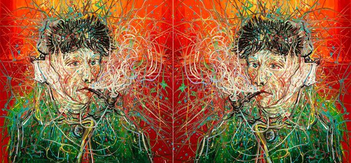曾梵志作品全球展将于梵高美术馆首展